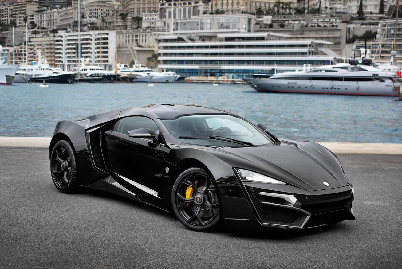 Lykan Hypersport US$ 3.4 million