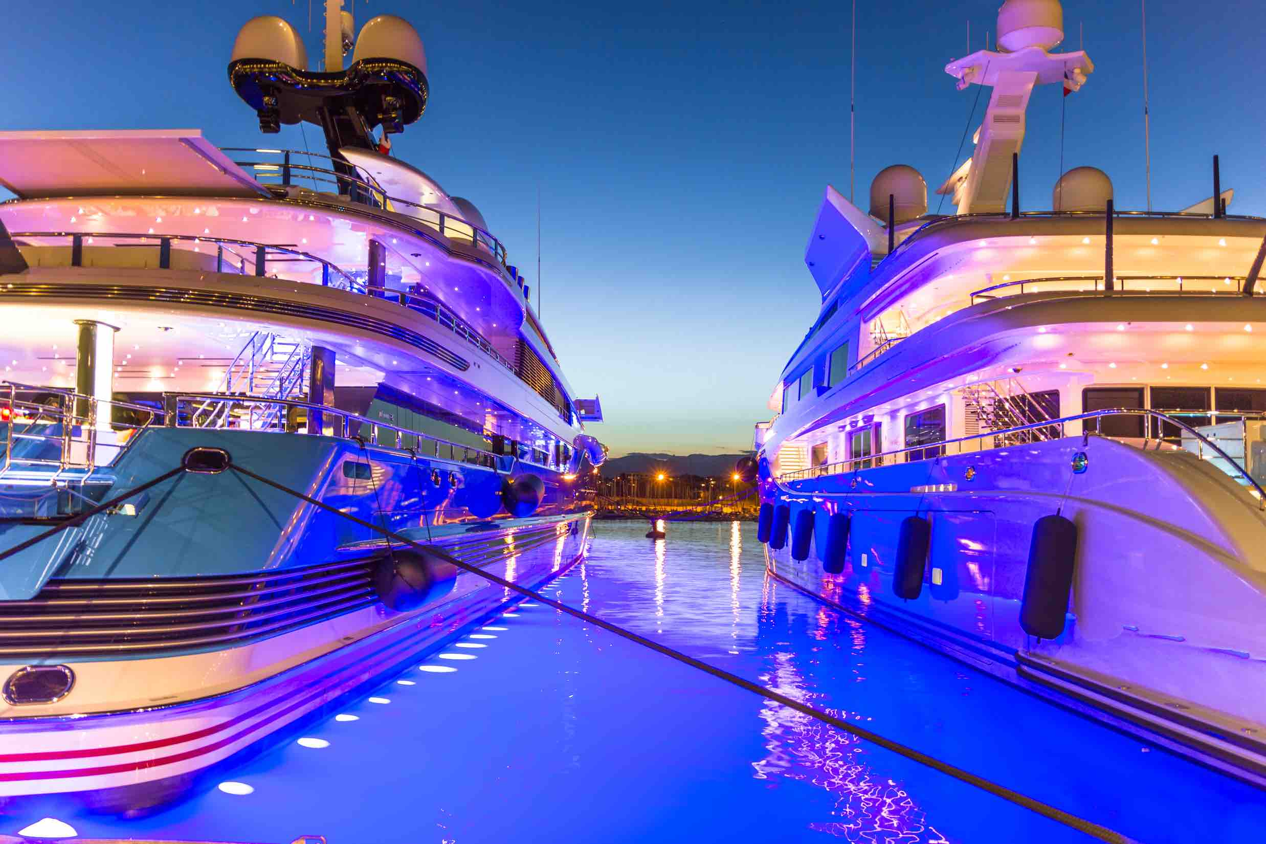 An overview of business events with a twist of yachting