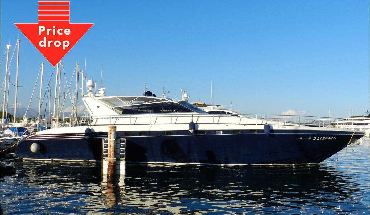 Leopard 23 M/Y PLAYMORE